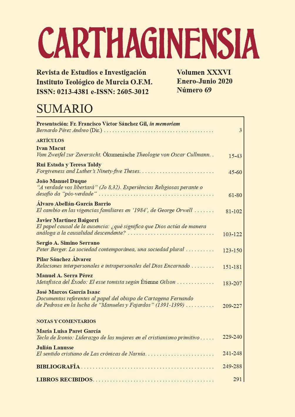 Ver Vol. 36 Núm. 69 (2020): Número de artículos de investigación